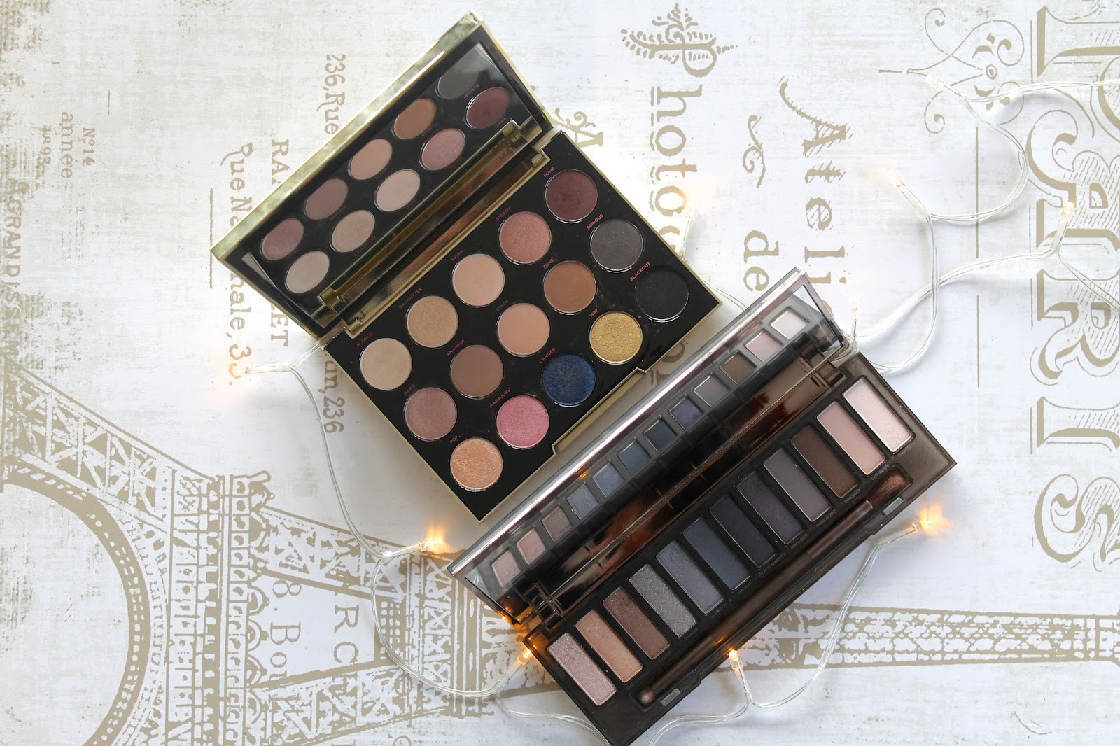 Urban Decay new eye shadow palette Naked Gwen
