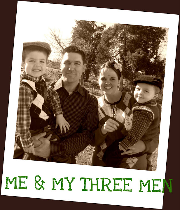 Me & My Three Men