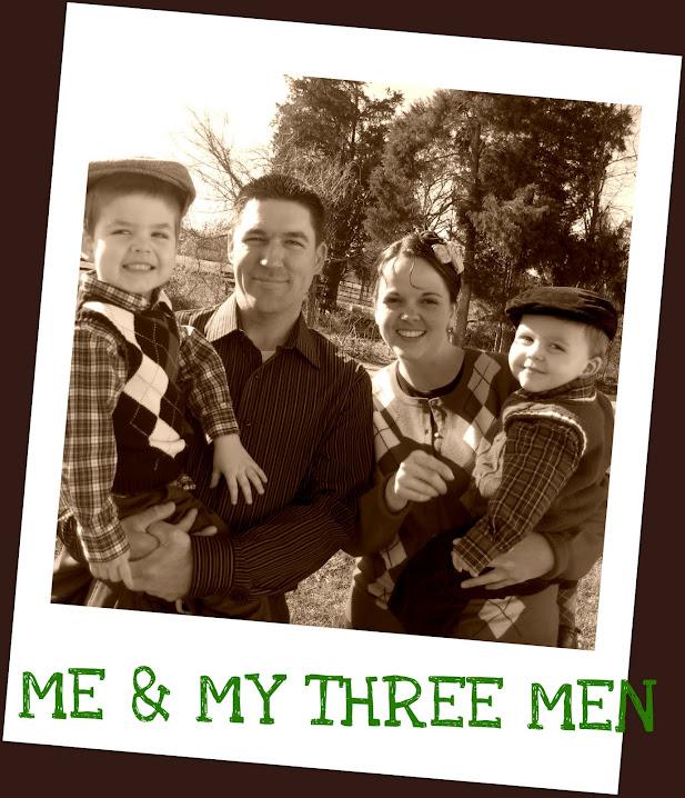 Me & My Three Men