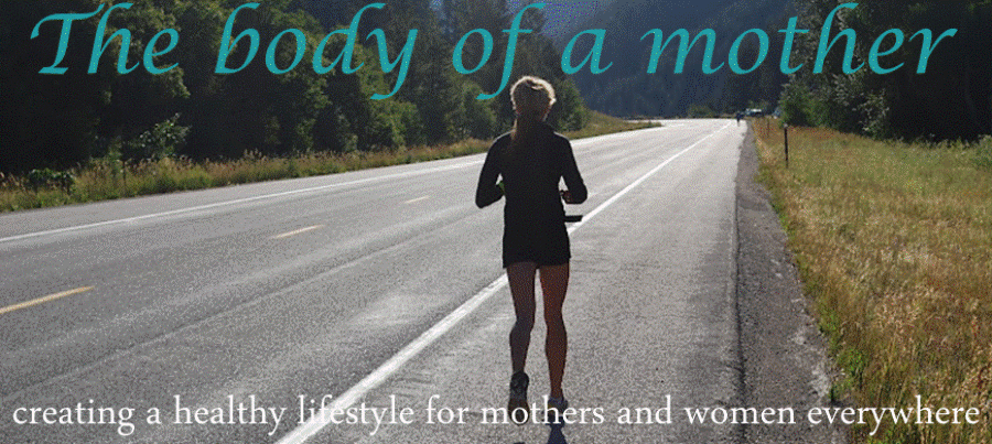 The body of a mother