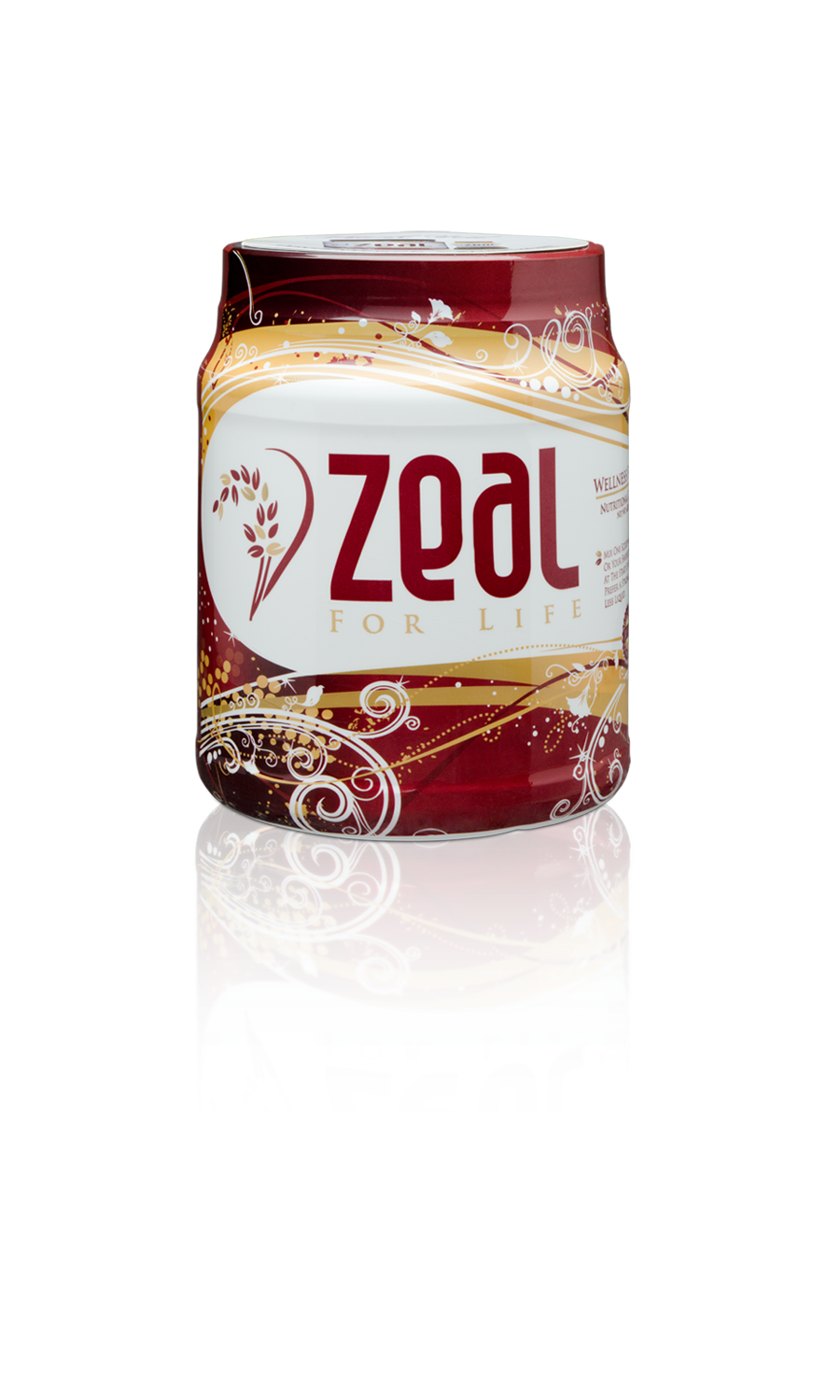 Discover Zeal for Life