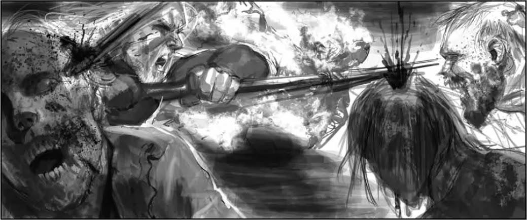 I TRE CEDRI (una storia da raccontare). Il+Regno+dei+Morti+%233+(vignetta+-+Villain+Comics)