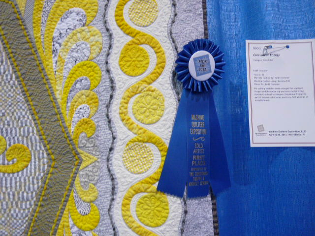 Sewing & Quilt Gallery: MQX 2012 - post #3 : mqx quilt show - Adamdwight.com