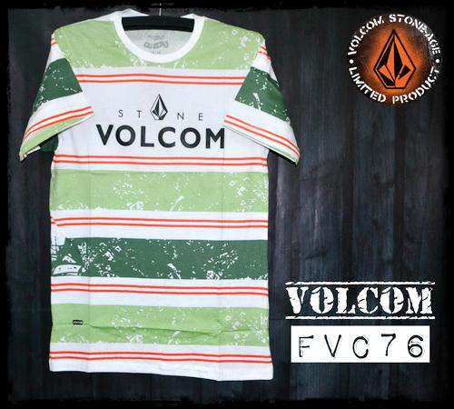 Kaos Surfing Volcom Kode FVC76