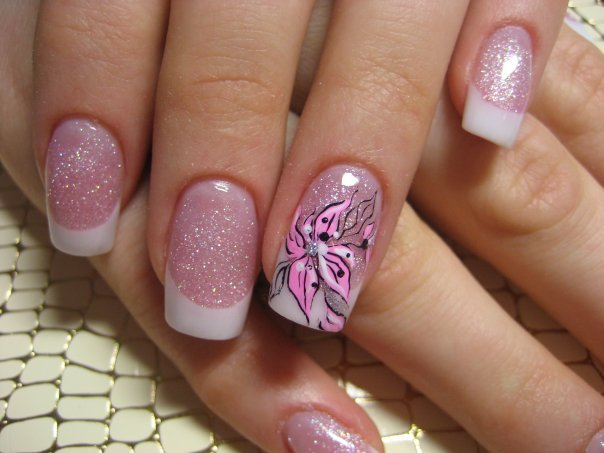 fun and easy nail art design