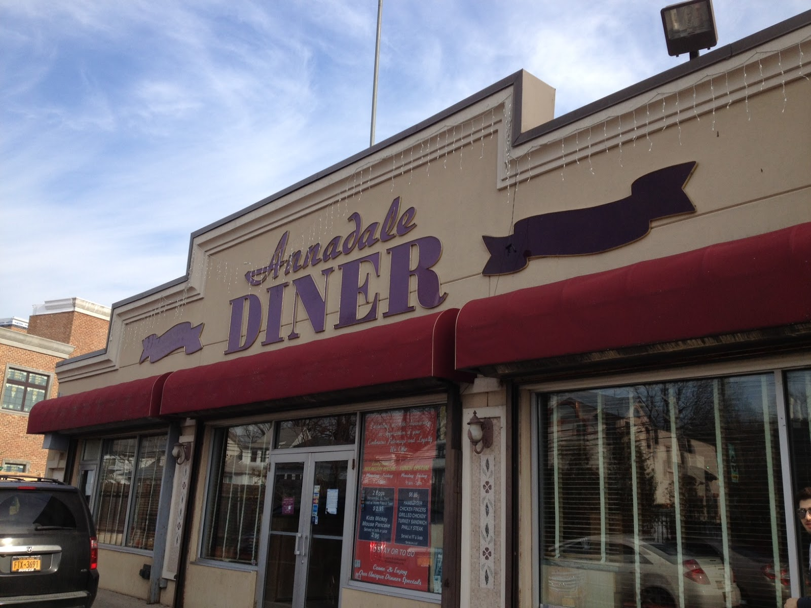 Annadale Diner In Staten Island Ny