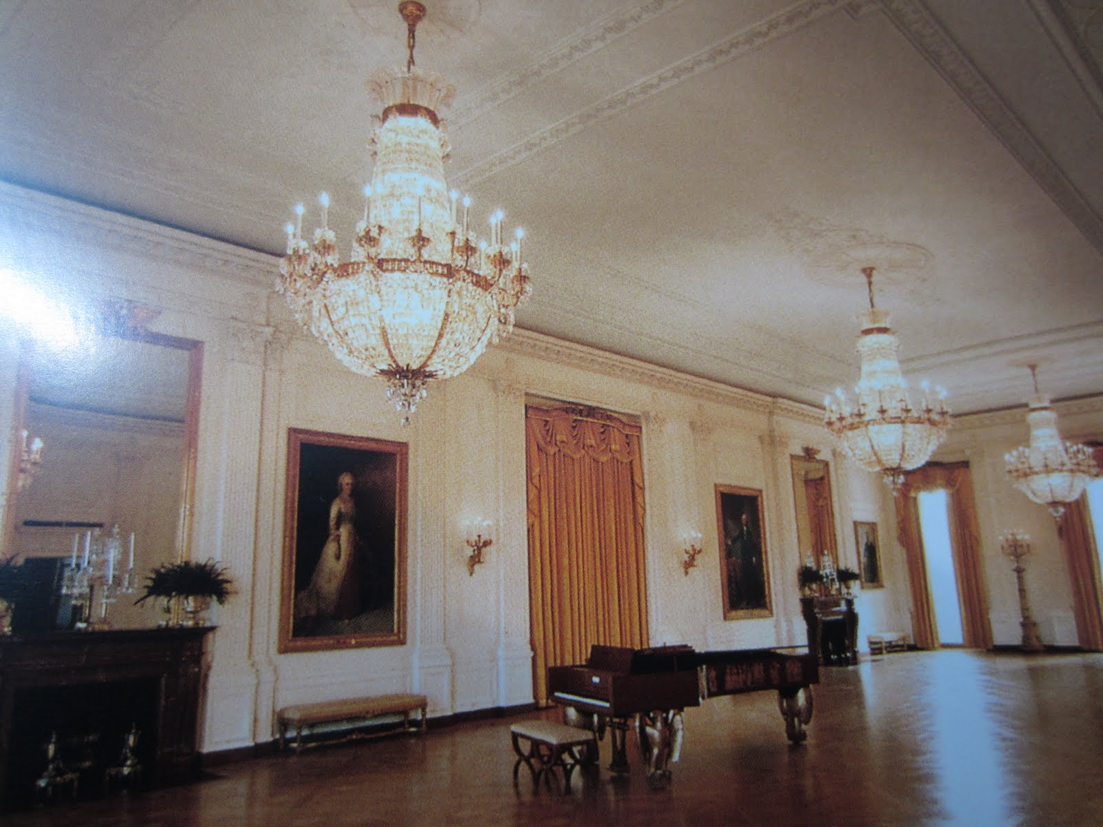 white house floor1 green roomjpg. While We Liked The Blue Room, Red And Green All Really State Dining Room Grand Foyer Best. White House Floor1 Roomjpg