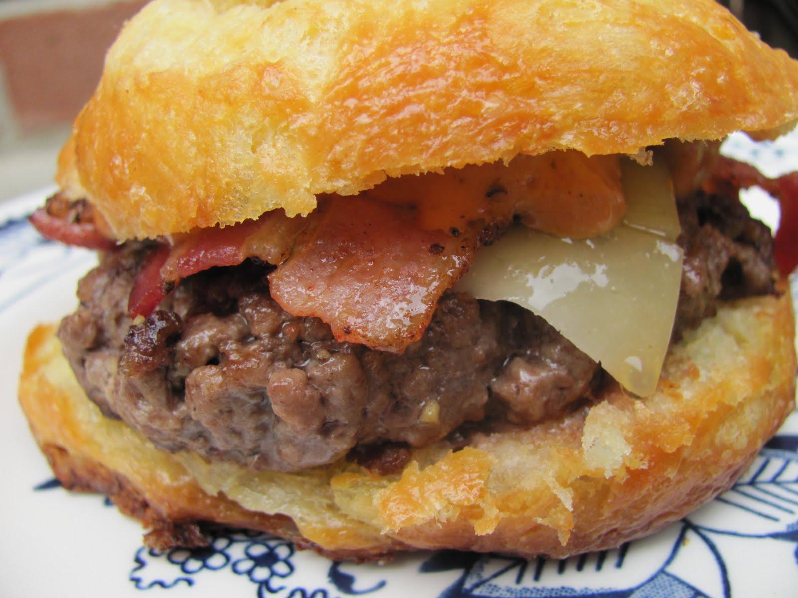 Foodette Reviews: Anniversary Asparagus, Brioche Burgers ...
