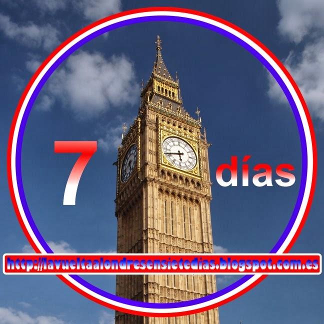 ¿Quieres viajar a Londres?