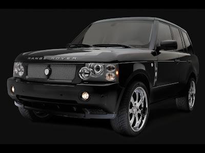 2011 Land Rover Range Rover Wallpaper