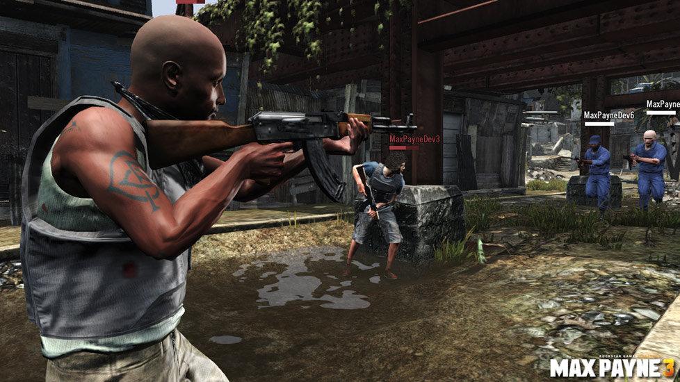 Max Payne 3 PC Game Download