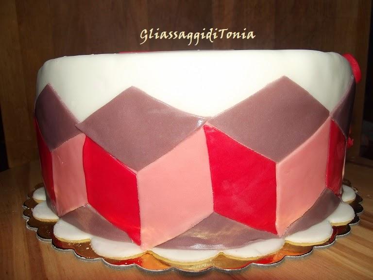 torta effetto 3d