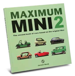 Buy Maximum Mini 2 - the book