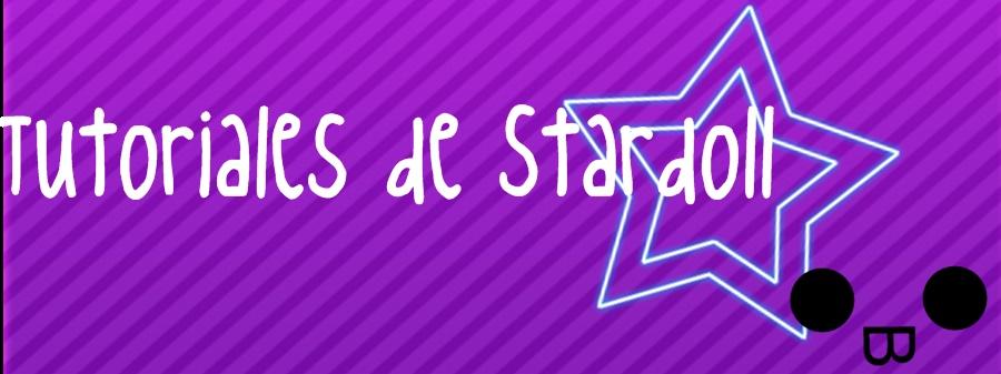 Tutoriales Stardoll