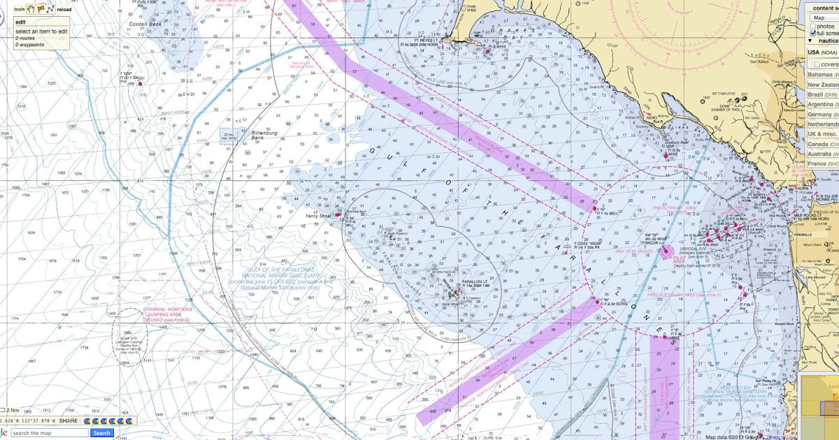 geogarage blog  us noaa update in the marine geogarage
