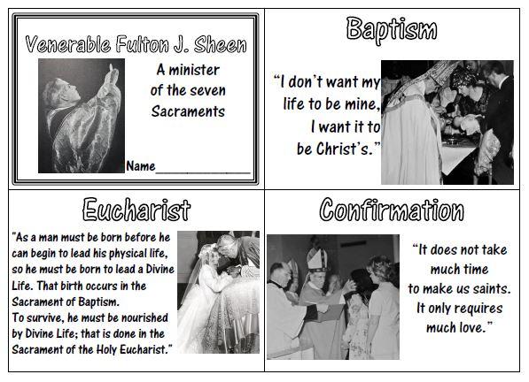 Catholic Sacraments Coloring Pages Free Printable Seven Sacraments ...
