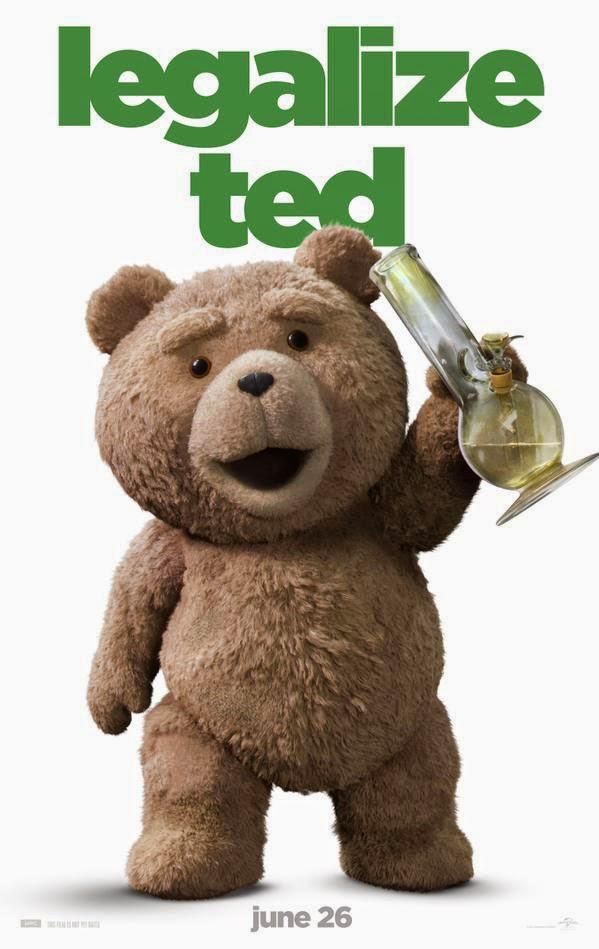 テッド2 ポスター