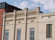 Decorative Brick Parapet