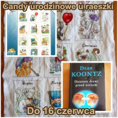 Urodzinowe Candy u Raeszki