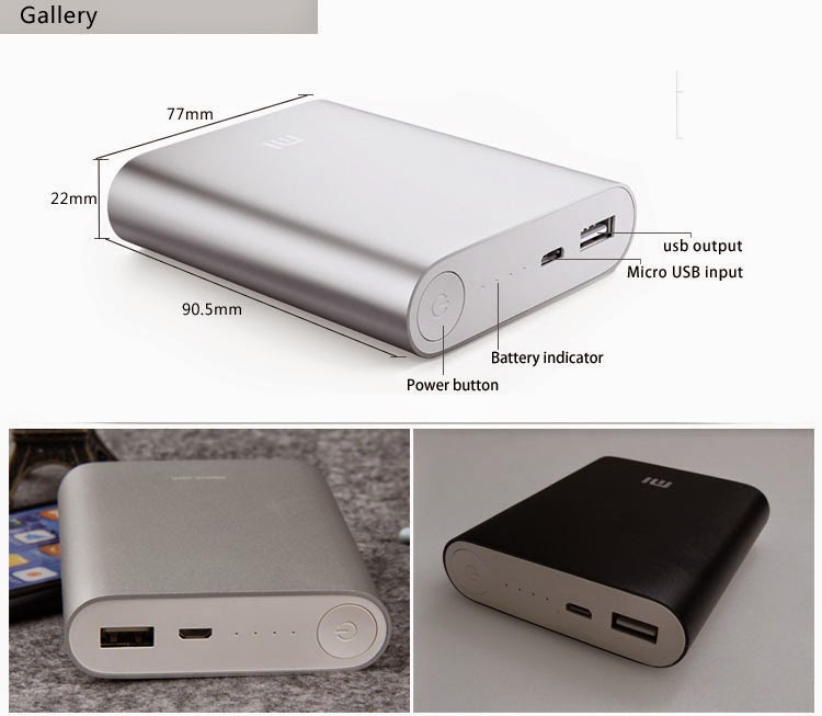 Power Bank Huawei
