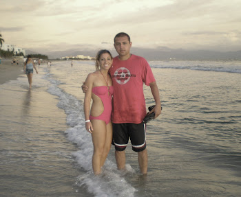 Romantic Times At The Beach Of Puerta Vallarta
