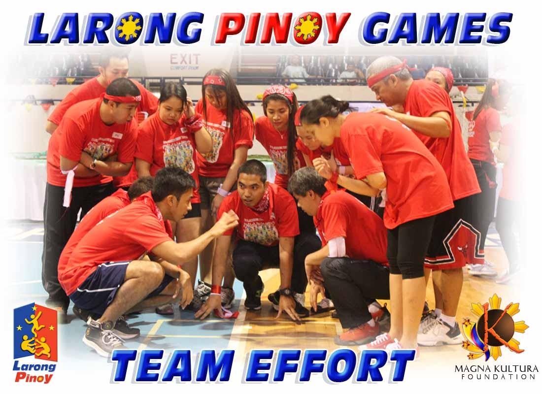 larong pinoy games