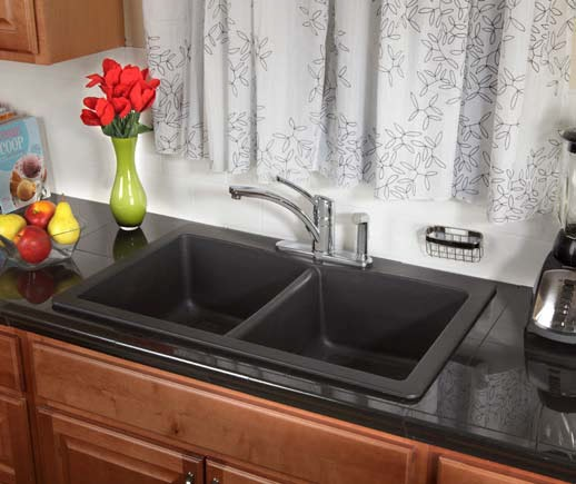 Kitchen And Bathroom Renovation: How To Install Granite Tile Countertops 01