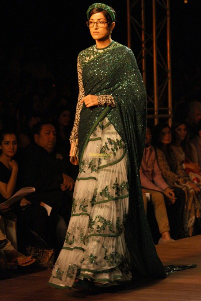 Delhi Couture Week 2012 Sabyasachi fashion collection