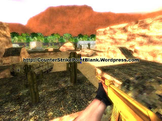 CStrike Map Aim_Badlands in Condition Zero