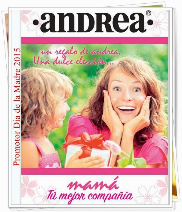 Promotor Dia de la Madre 2015 de Andrea