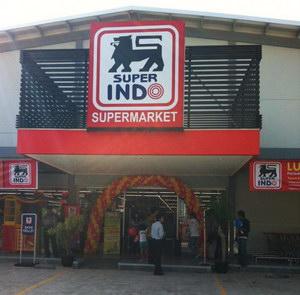 Super Indo Supermarket