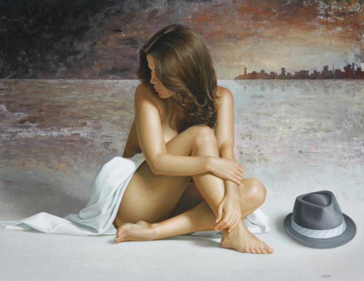 Художники рисующие голых девочек 14 фотография