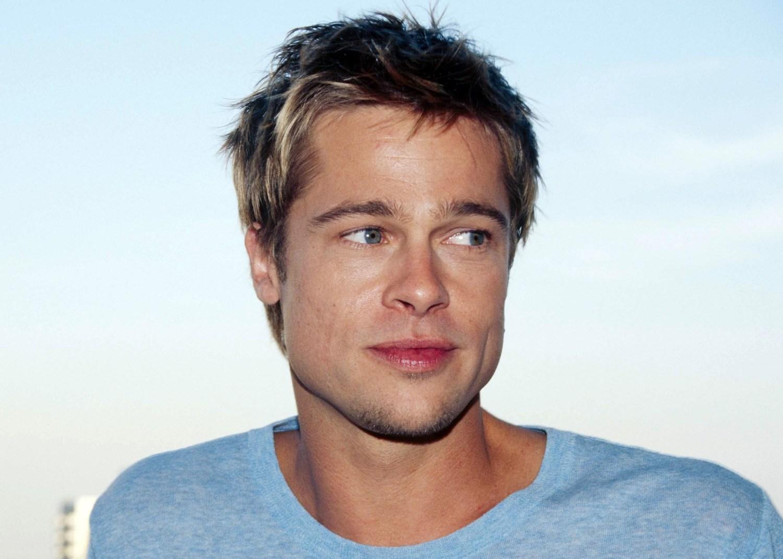 Muito Gato William Bradley Pitt Mais Conhecido Como Brad Pitt E Um