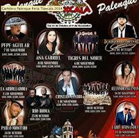 Programa palenque feria tlaxcala 2014