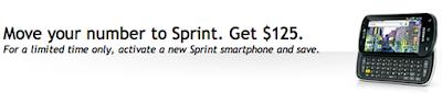 Sprint Promotion