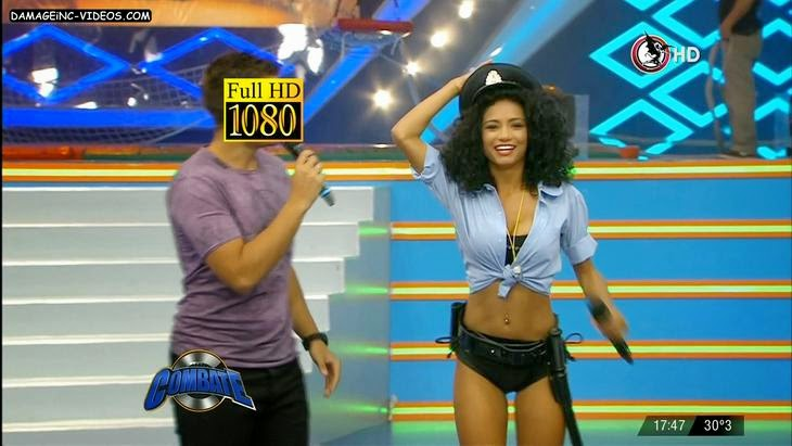 Hot Panama model Kate Rodriguez damageinc-videos HD