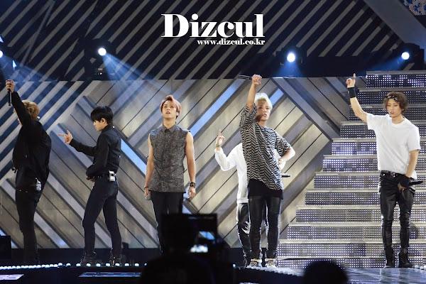 Dream Concert 2014 B2ST