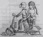 Jangan Mbonceng Motor Make Rok Panjang