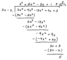 Edu Technology and Algebra: Sample Test Questions - Polynomials ...