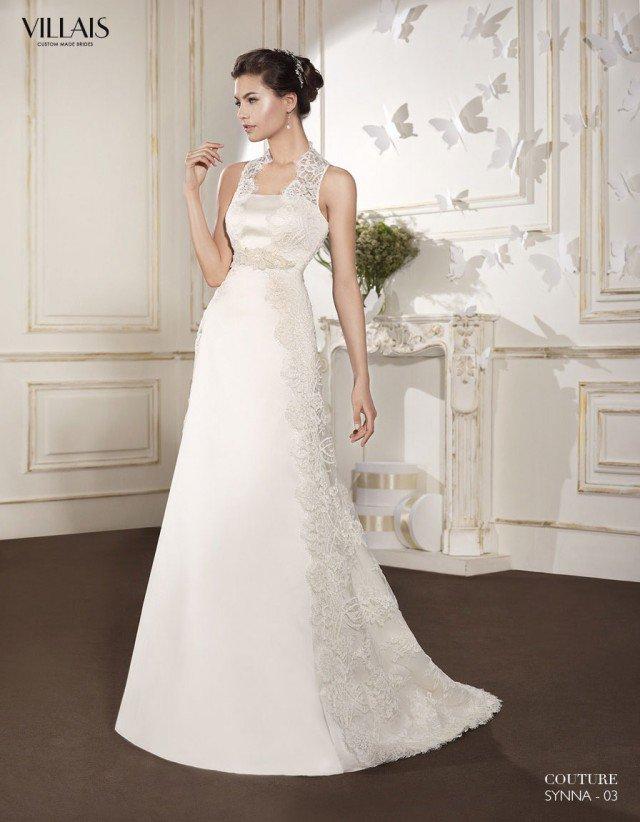 Fabulosos vestidos de novias | Colección Villais