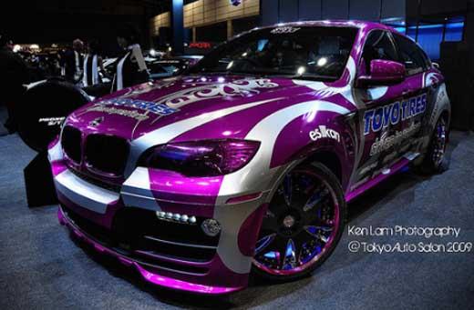 Japan Extreme Modification Car Modification