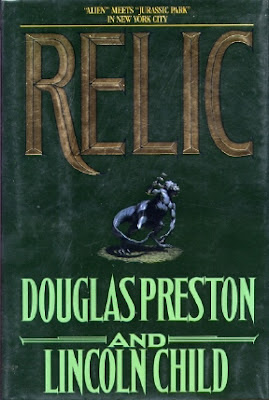 cover of Relic by Douglas Preston and Lincoln Child