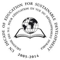 2005-2014 - Década das Nações Unidas de Educação para o Desenvolvimento Sustentável