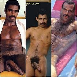 Negros Bigodudos
