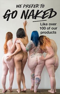 Campagna Lush Australia Go Naked - Considerazioni
