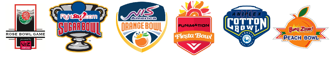 The Anime Bowls