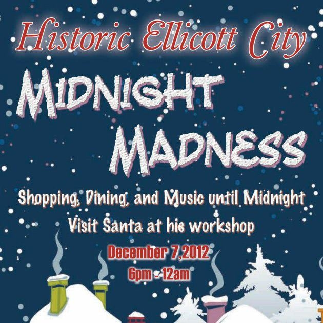 HoCo Connect: Midnight Madness in Ellicott City tonight