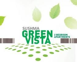 sushma green vista, luxury flat, apartment, zirakpur, real masterz, real estate, property