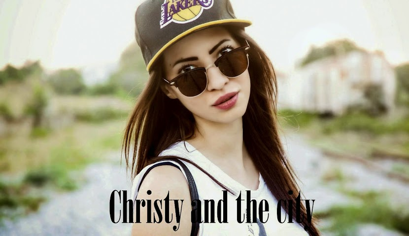 Christy and the city | by Christy