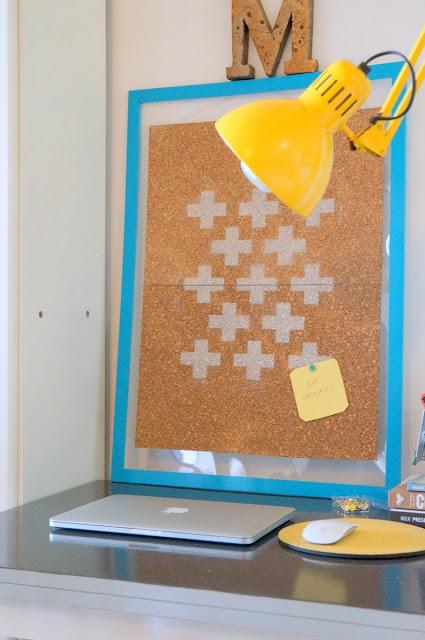 DIY IKEA NYTTJA bulletin board | Jules @ IKEA Hackers